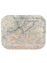 Grant's Scotch Whisky Map Tray