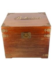 Ballantine's Wooden Chest