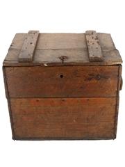 Johnnie Walker Red Label Wooden Crate