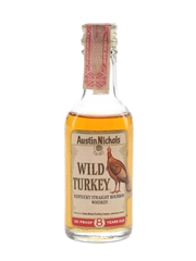 Wild Turkey 8 Year Old 101 Proof Bottled 1970s-1980s 5cl / 50.5%
