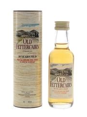 Old Fettercairn 10 Year Old Bottled 1980s 5cl / 43%