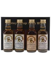 Signatory Vintage Whisky Set