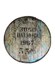 Dalmore 1967 3050 Cask End