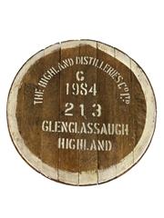 Glenglassaugh 1984 Cask End