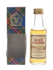 Glen Calder Bottled 1990s - Gordon & MacPhail 5cl / 40%