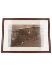Glenfiddich Distillery Framed Photograph