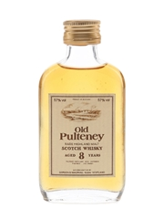 Old Pulteney 8 Year Old Bottled 1980s - Gordon & MacPhail 5cl / 57%