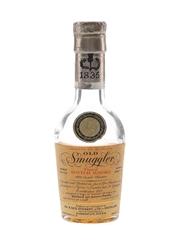 Old Smuggler Finest Bottled 1950s 5cl