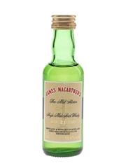 Glen Spey 21 Year Old Bottled 1991 - James MacArthur 5cl / 55.4%