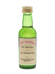 Ardmore 12 Year Old Bottled 1991 - James MacArthur 5cl / 56.2%