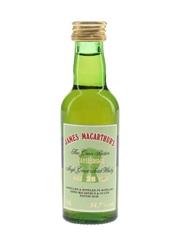 Carsebridge 28 Year Old Bottled 1991 - James MacArthur 5cl / 54.7%