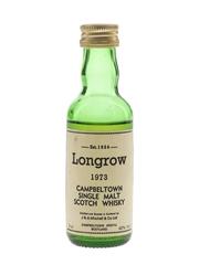 Longrow 1973  5cl / 43%