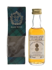 Highland Fusilier 8 Year Old 105 Proof