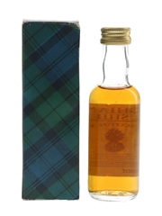 Highland Fusilier 8 Year Old 105 Proof Bottled 1980s - Gordon & MacPhail 5cl / 60%