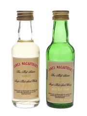 Macduff 12 & 21 Year Old James MacArthur's 2 x 5cl