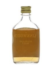 Linkwood 12 Year Old Bottled 1970s 4.7cl / 40%