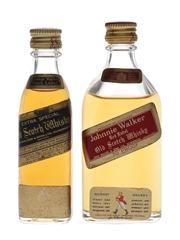 Johnnie Walker Black & Red Label