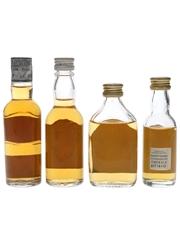 Long John Bottled 1960s-1980s 4 x 3cl-5cl / 40%