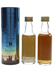 Castle 15 Year Old Historic Scotland 2 x 5cl / 46%