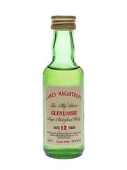 Glenlossie 12 Year Old Cask 4992 James MacArthur's 5cl / 62.4%