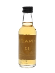 Tomatin 12 Year Old Bottled 1990s 5cl / 40%