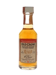 Old Crow 6 Year Old Bottled 1970s-1980s 4.7cl / 40%