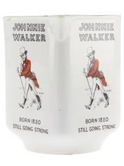 Johnnie Walker Water Jug