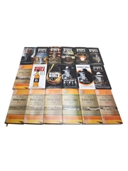 Jim Murray's Whisky Bible Complete Set 2004-2021