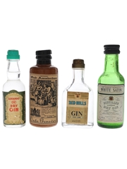 Assorted Dry Gin & Genever