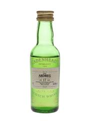 Ardbeg 1976 17 Year Old Bottled 1993 - Cadenhead's 5cl / 54.6%