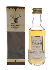 Caol Ila 1978 Cask Strength Bottled 1992 - Gordon & MacPhail 5cl / 63.7%