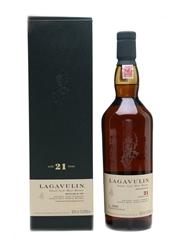 Lagavulin 1985 21 Year Old