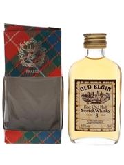 Old Elgin 8 Year Old Bottled 1980s - Gordon & MacPhail 5cl / 40%