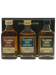 Tullamore D.E.W. Discovery Collection
