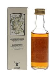 Benromach 1968 Connoisseurs Choice Bottled 1990s - Gordon & MacPhail 5cl / 40%