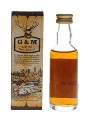 Strathisla 1974 Cask Strength Bottled 1992 - Gordon & MacPhail 5cl / 57.8%