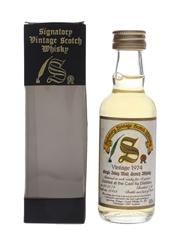 Caol Ila 1974 18 Year Old Bottled 1993 - Signatory Vintage 5cl / 43%