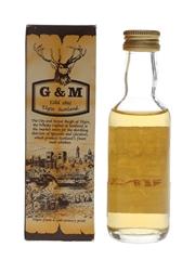 Cragganmore 1976 Cask Strength Bottled 1993 - Gordon & MacPhail 5cl / 53.8%