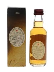 Singleton Of Auchroisk 1978  5cl / 40%