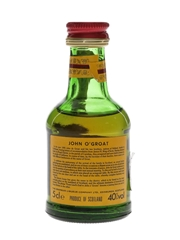 John O'Groats Extra Special Bottled 1980s - Drambuie Liqueur Co. 5cl / 40%