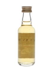 Glentauchers 11 Year Old Bottled 1985 - The Dram Good Whisky Co. Ltd. 5cl / 43%
