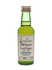 Carsebridge 1962 500th Anniversary Of Scotch Whisky - James MacArthur's 5cl / 54.7%