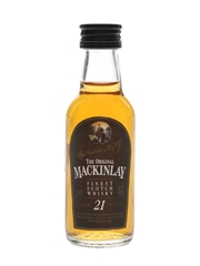 The Original Mackinlay 21 Year Old Bottled 1990s 5cl / 43%