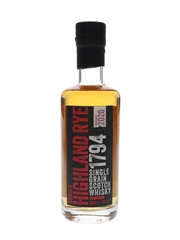 Arbikie Highland Rye 1994 2020 Release - New Charred American Casks 20cl / 48%
