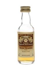 Royal Brackla 1970 Bottled 1980s - Connoisseurs Choice 5cl / 40%