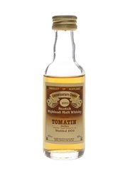 Tomatin 1970 Bottled 1980s - Connoisseurs Choice 5cl / 40%