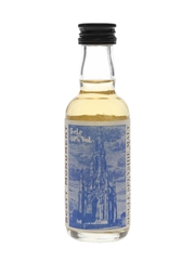 Arthur J A Bell New Year '97 Scott Monument The Whisky Connoisseur 5cl / 40%
