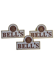 Bell's Pin Badges