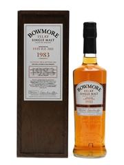 Bowmore 1983 Feis Ile 2011 70cl