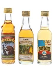 Artemi, Barenfang, Cocal Honey Liqueurs